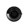 Чайная пара «Corone Rustico» 265 мл черный с белым