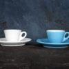 Чашка кофейная «Corone Caffetteria» 80 мл голубой