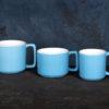 Кружка «Corone Caffetteria» 290 мл голубой